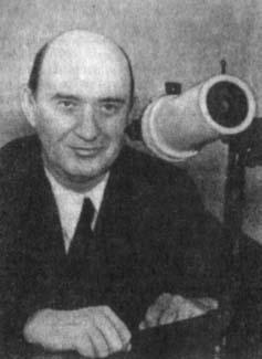 Д. Д. Максутов и его школьный телескоп