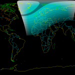 Полоса солнечного затмения 20.05.15 г.